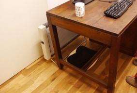 アンティーク家具とも相性ばっちり