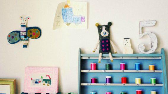 子供部屋に使いたいレイアウトと内装