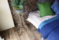 本物の木目と質感が部屋をオシャレにします