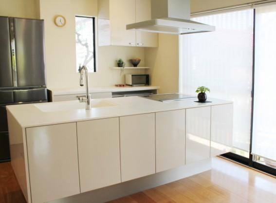 キッチンの壁紙の選び方