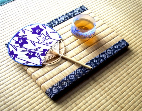 日本人ならやっぱり畳!