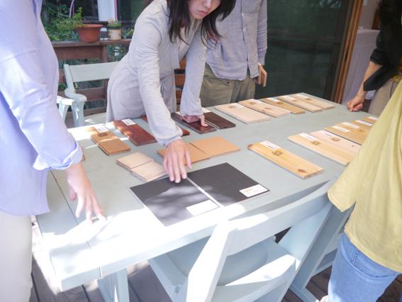 ユーザー塗り壁体験セミナー
