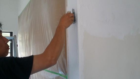 塗り壁 下地処理の丁寧さが仕上がりを左右する