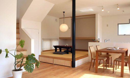 家づくり 畳の部屋のいいろころ