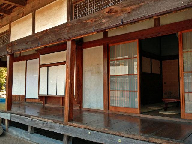 日本家屋は日本の生活に合っている