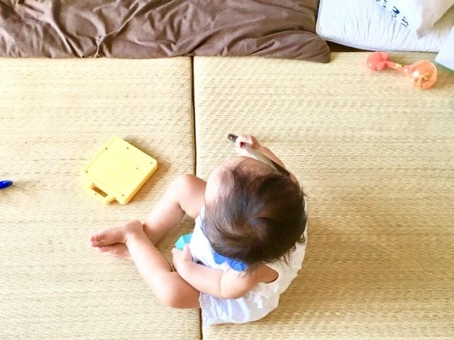 畳は子供にも安心
