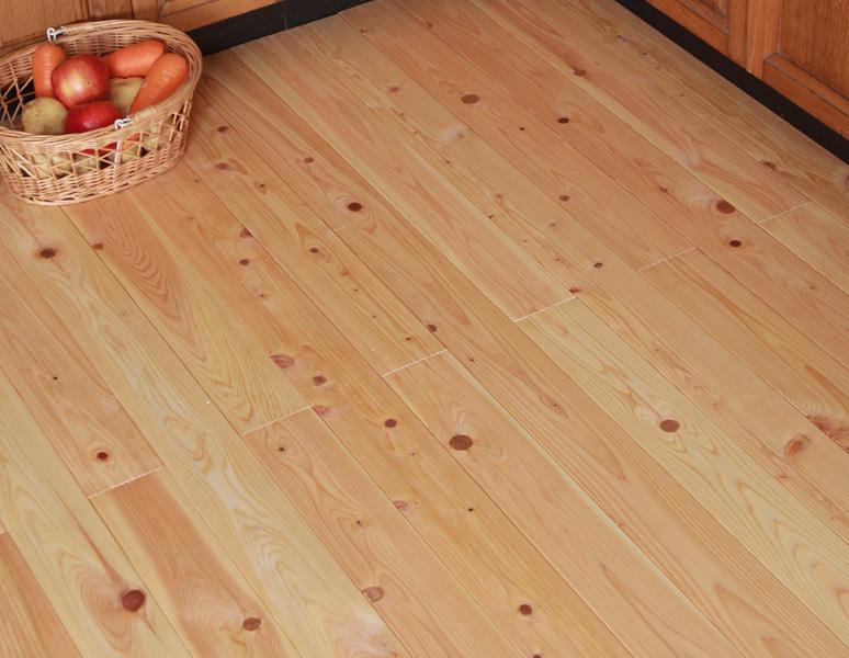 尾鷲ヒノキの床