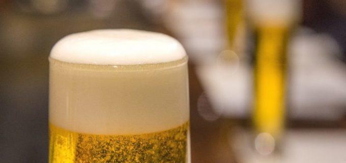 珪藻土はビールのろ過材として使われる