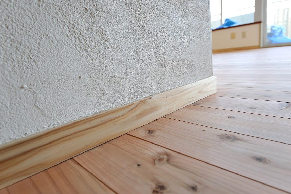 珪藻土塗り壁は、意匠性が高い
