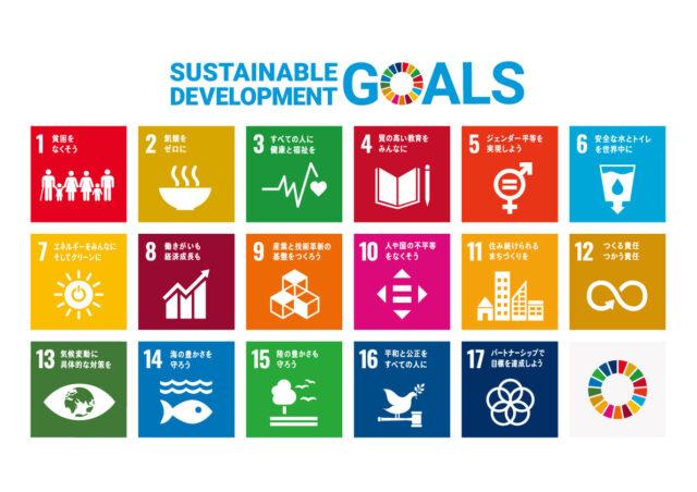 SDGs ロゴマーク