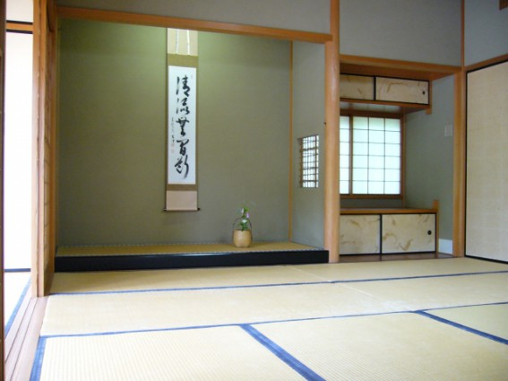 日本建築と和室