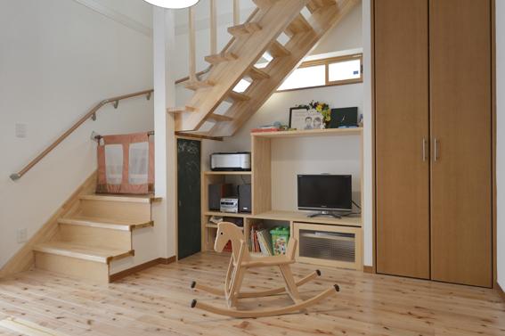 工務店、実は新築の家づくり、得意なんです。
