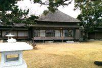 旧伊藤博文金沢別邸