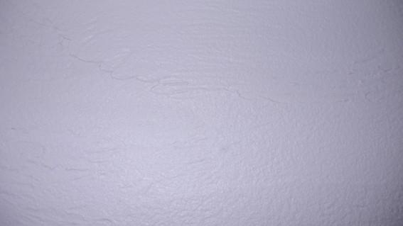 塗ってから8年経過した漆喰
