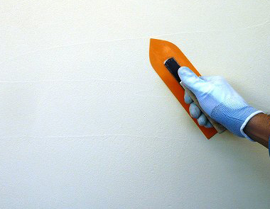 塗り壁は下地作りが大切