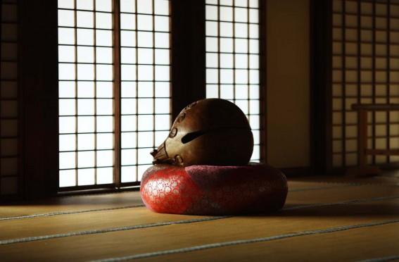 お寺の必需品「木魚」