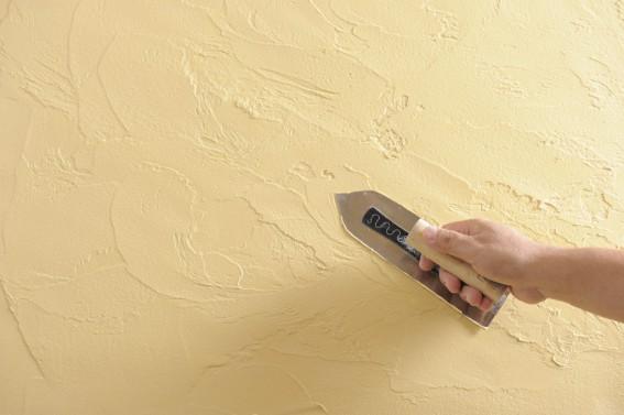 漆喰調塗り壁「漆喰美人」